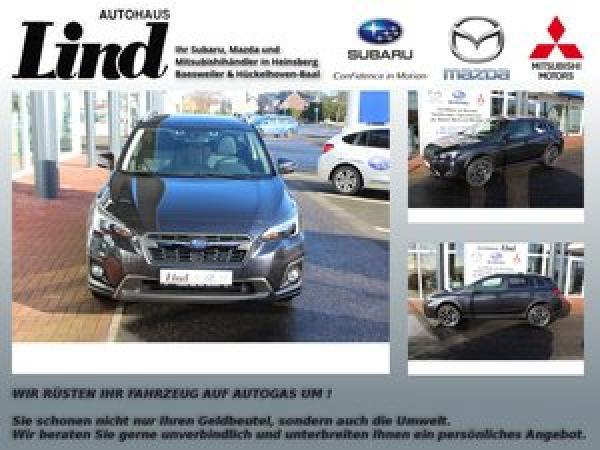 Subaru XV leasen