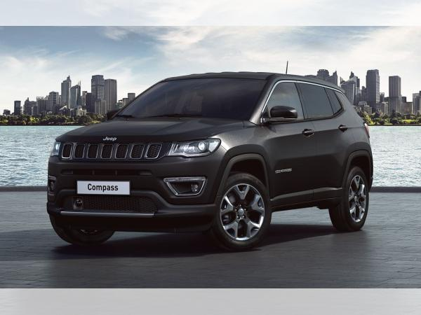 Foto - Jeep Compass Limited