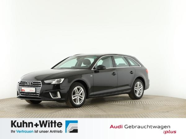 Audi A4 Avant 2.0 TDI Sport * S-Line Ext.*Navi*Sitzheizung*