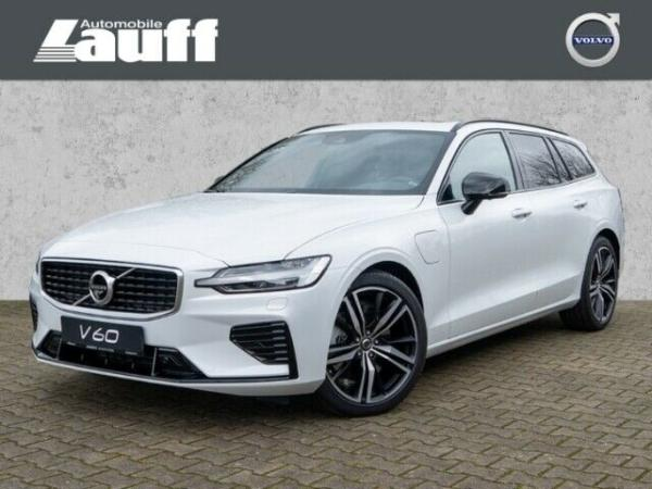Foto - Volvo V60 T6 TWIN ENGINE AWD Geartronic R-DESIGN HARMAN PANORMAMA STANDHZG **SOFORT VERFÜGBAR**