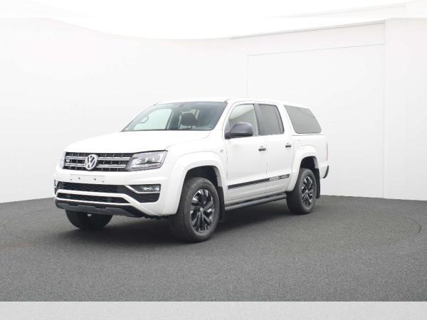 Volkswagen Amarok Navi/Xenon/Standheizg./Hardtop/AHK/Alarm