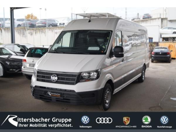 Volkswagen Crafter XXL // 16,4 m³ Ladevolumen // **SOFORT VERFÜGBAR**// 35 Kasten HD mit Überhang Motor: 2,0 l  103 kW