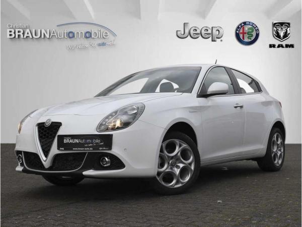 Alfa Romeo Giulietta 1.4 TB 16V Super Navi 17' SHZ PDC