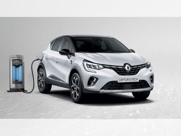Renault Captur Business E-TECH Plug-in 160 0,5% Dienstwagenversteuerung