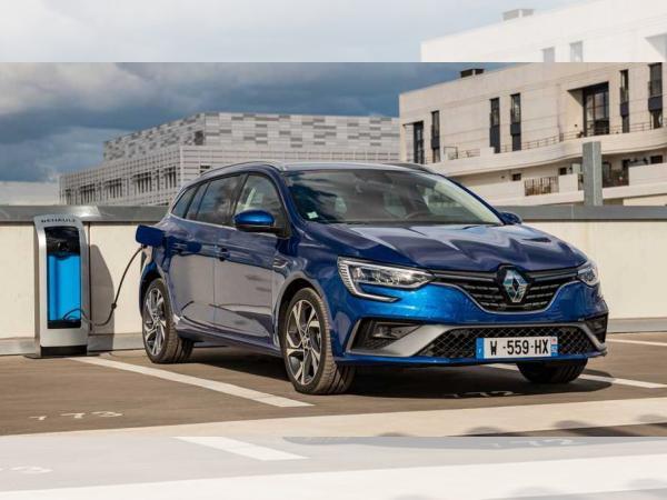 Renault Megane Grandtour ZEN E-TECH Plug-in 160 0,5% Dienstwagenversteuerung Inkl. Wartung & Verschleiß