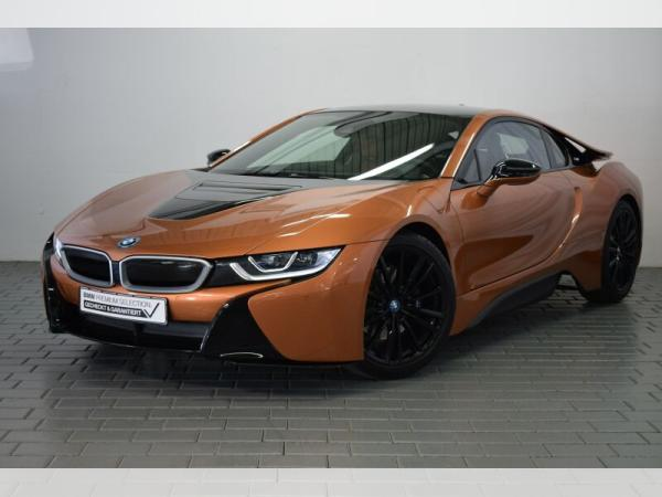 BMW i8 Coupe Sonderleasing