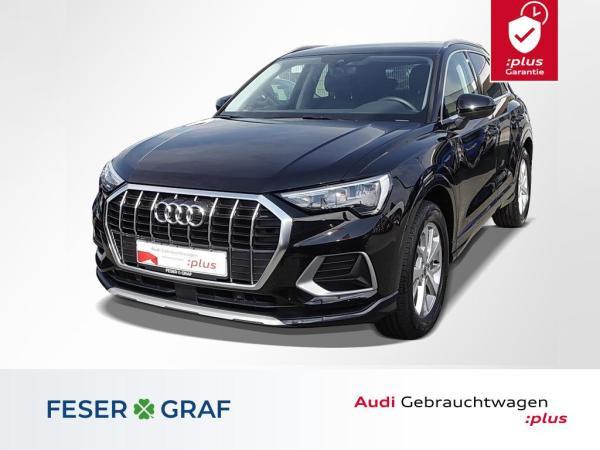 Audi Q3 advanced 35 TFSI - AHK,STANDHEIZUNG,PDC,SHZ