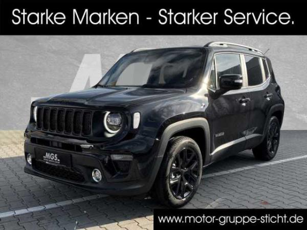 Jeep Renegade 1.0l T-GDI #LIMITED #LED #BLACKPAK