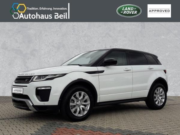 Land Rover Range Rover Evoque leasen