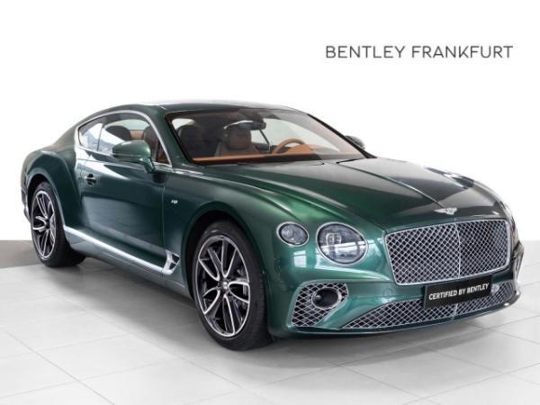 Bentley Continental GT New V8 KLASSISCH / ELEGANT / SADDLE