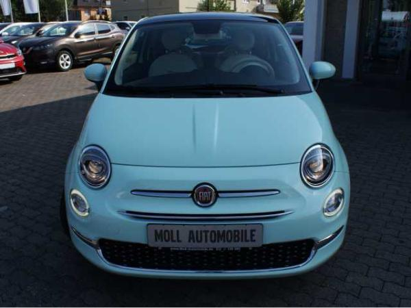 Foto - Fiat 500 1,2 Lounge, Klima, Apple CarPlay, PDC, Tempomat, Bluetooth **sofort verfügbar**