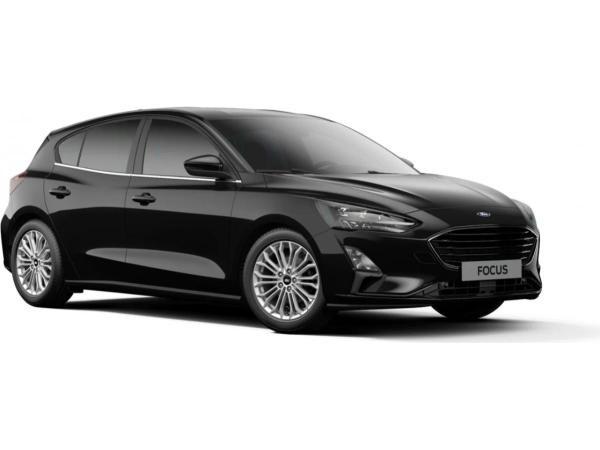 Ford Focus Lim. Titanium - GEWERBEWOCHEN - Navigation - Winter Paket - Einparkhilfe vorne + hinten