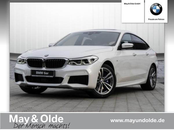 BMW 630 Gran Turismo d xDrive M Sport LED Navi StandHZG HUD ACC RFK