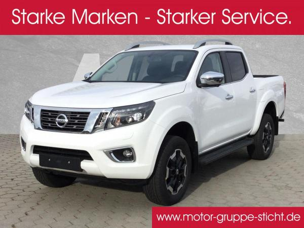 Nissan Navara DC 4x4 Automatik N-Connecta #LED #LEASING