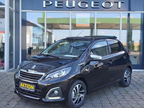 Peugeot 108 Top Collection 72