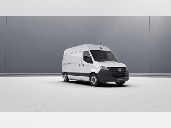 Mercedes-Benz Sprinter Elektro - 100 % elektrisch! #TimetoChange