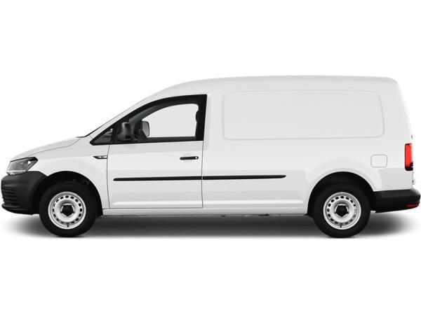 Volkswagen Caddy Der neue Caddy Cargo