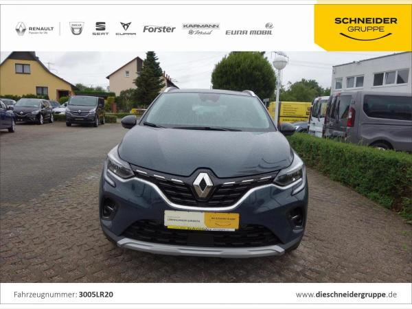 Renault Captur Intens E-Tech Plug-in 160, PDC mit Kamera, Navi, Klima, LED