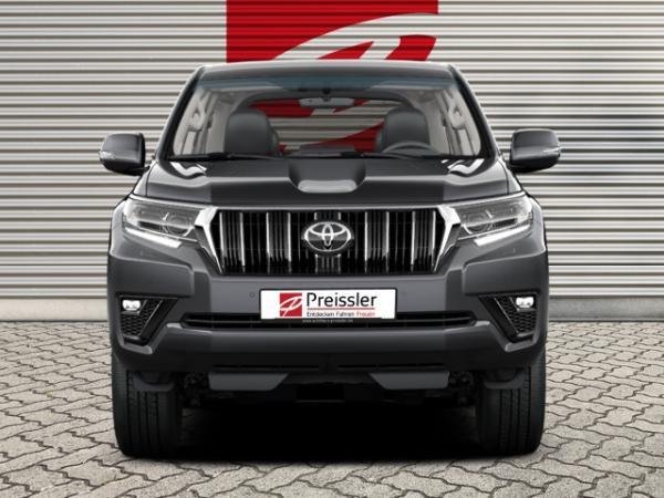 Toyota Land Cruiser leasen