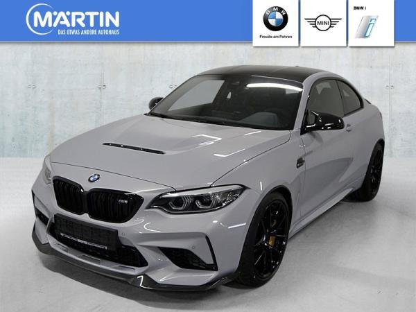 BMW M2 CS *DAB*RFK*Carbon-Keramik-Bremse*Shz*PDC*Adapt.LED*