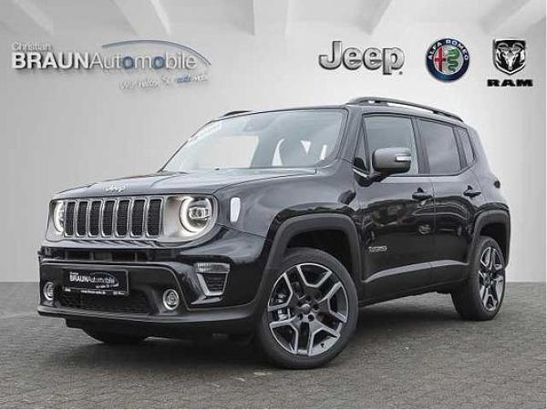 Jeep Renegade 1.3 TGD-I AT 4x4 Panorama LED