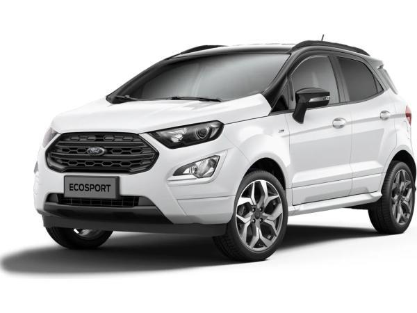 Ford EcoSport ST-Line 1,0l EcoBoost 125PS 6-Gang - SOFORT VERFÜGBAR
