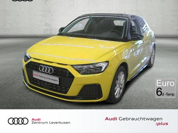 Audi A1 Sportback advanced 35 TFSI ab mtl. 159€¹ LED SHZ VIRTUAL PDC SHZ DAB