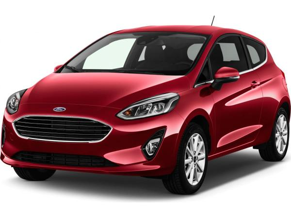 Ford Fiesta 1,0 EcoBoost Hybrid Titanium Winter Paket Klima  Bluetooth