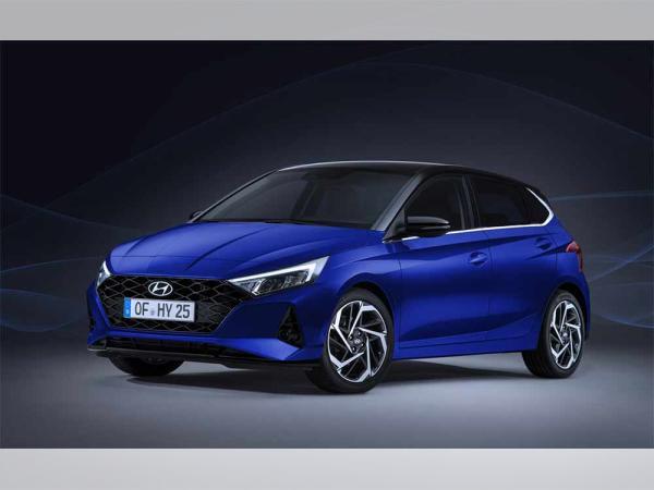 Hyundai i20 Bestellfahrzeug Pure, Tomatoe Red, Isofix, Heizung, Lichtsensor, Bordcomquter