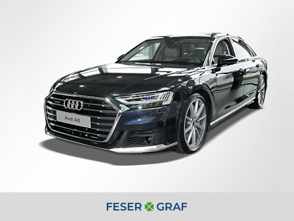 Audi A8 60 TDI quattro AHK Pano B&O Standh.