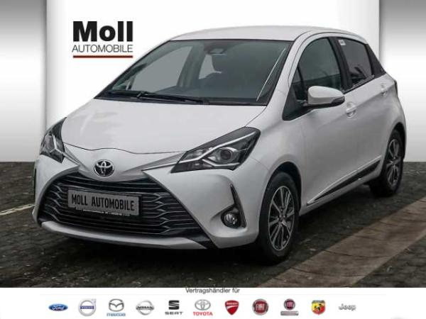 Toyota Yaris 82 kW, Y20 Team D, Apple Car Play, Android Auto, Klima, ZV, el. Fenster **Aktion**