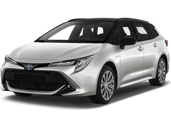 Toyota Corolla Touring Sports 1,8-l-Hybrid Stufenloses Automatikgetriebe Trek