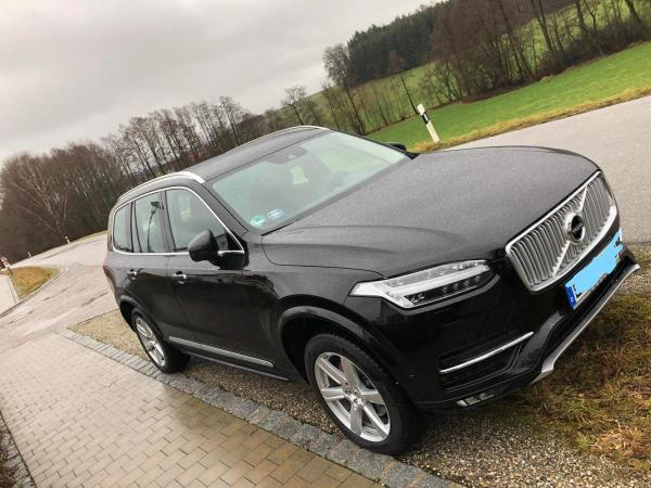 Foto - Volvo XC 90 T6 Insctription Geartronic AWD