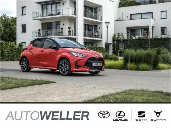 Toyota Yaris 1,0 VVT *neues Modell 2020* *Klima*