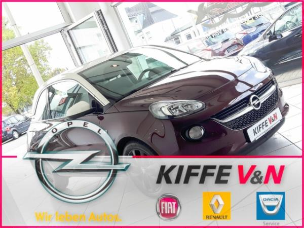 Opel Adam 1.4 IntelliLink Einparkhilfe SHz Allwetter