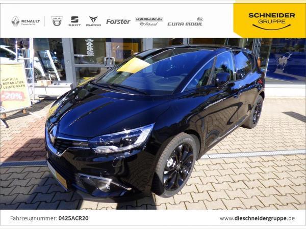 Renault Scenic Black Edition TCe 160 ++Automatik, LED, Navi, SHZ, Kamera, Tempo, Head-Up++