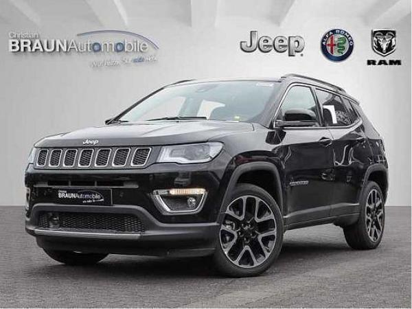 Jeep Compass 1.4 MultiAir 4x4 AT Limited Leder