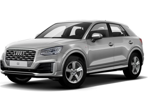 Foto - Audi Q2 sport 30TFSI 85(116)kW(PS) S tro. *LED*S Line*PDC*connectivity*#comfort*