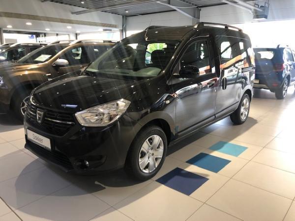 Dacia Dokker Comfort 1.3 TCe 130 EU6++NAVI+SHZ+KLIMA++