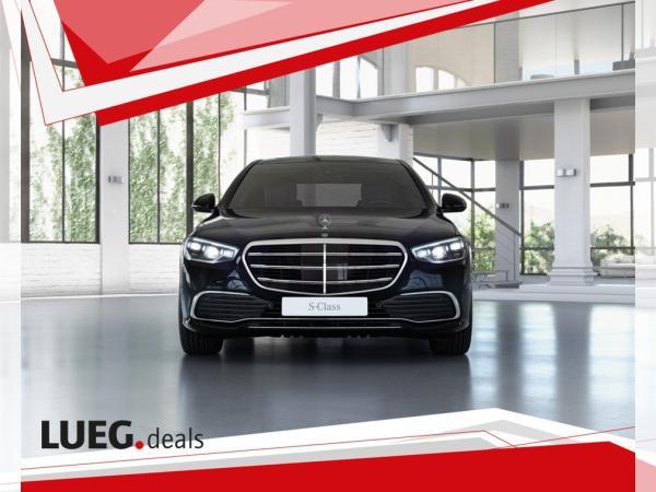 Mercedes-Benz S 350 d 4M mit DIGITAL LIGHT, MBUX Augmented Reality Head-Up-Display uvm.