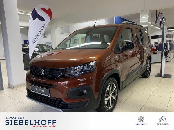 Peugeot Rifter L2 GT-Line BlueHDi 130 *Navi*ACC*CAM*ParkAssist*