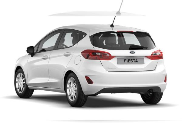 Ford Fiesta Trend 3trg 75PS Klimaanlage Sync3