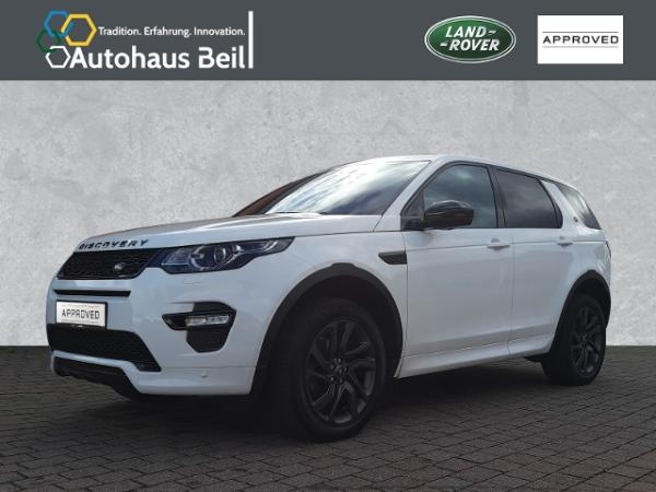 Land Rover Discovery Sport leasen