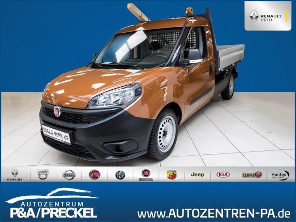 Fiat Doblo Cargo Pritsche work up 1.6 MJT E6