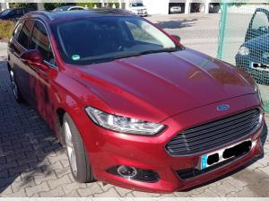 Foto 1 - Ford Mondeo Turnier 2.0 TDCi Start-Stopp
