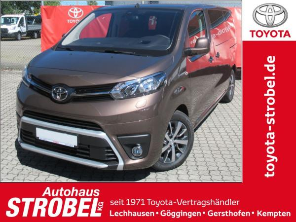 Toyota Proace Verso Team-D *Navi/Sitzheizung/Kamera*