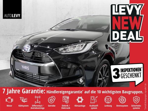 Toyota Yaris Hybrid Club *Comfort Paket*LED*Sitzheizung*Smart Key*7 Jahre Garantie
