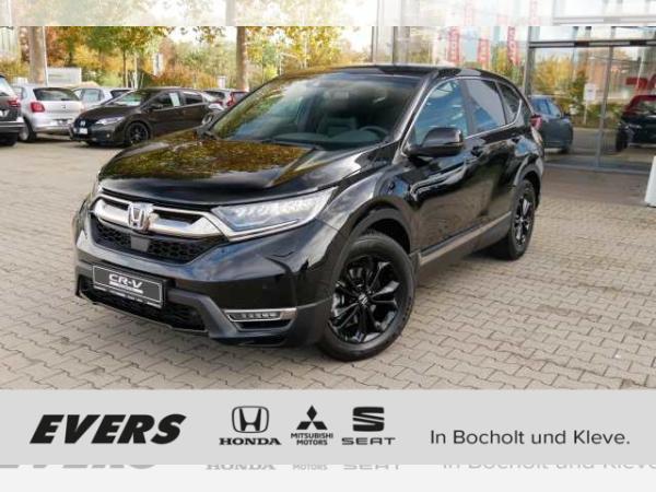 Honda CR-V 2.0 i-MMD Hybrid 2WD Sport Line Modell 2021