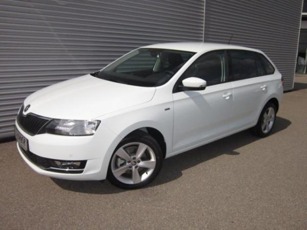 Foto - Skoda Rapid Spaceback