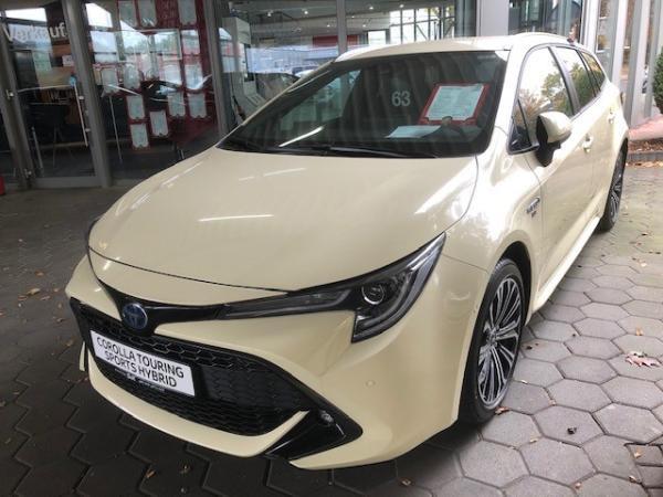 Toyota Corolla Club Sports Touring TAXI